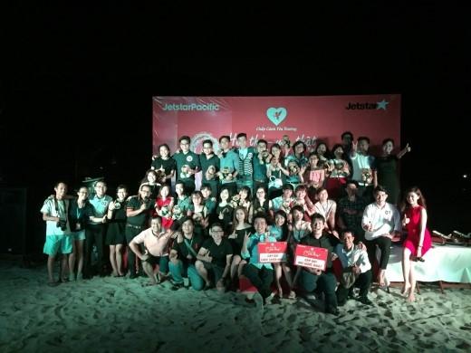 Sau chương trình, tất cả mọi người đã có thêm nhiều người bạn mới từ khắp nơi trên đất nước.