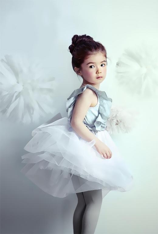 Tan chảy với vẻ đẹp của thiên thần lai nổi nhất xứ kim chi