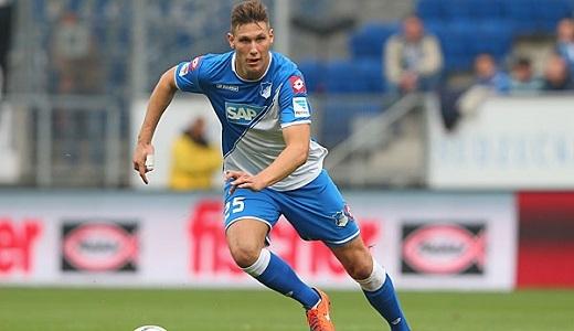 Niklas Sule trong màu áo Hoffenheim. (Ảnh: Internet)