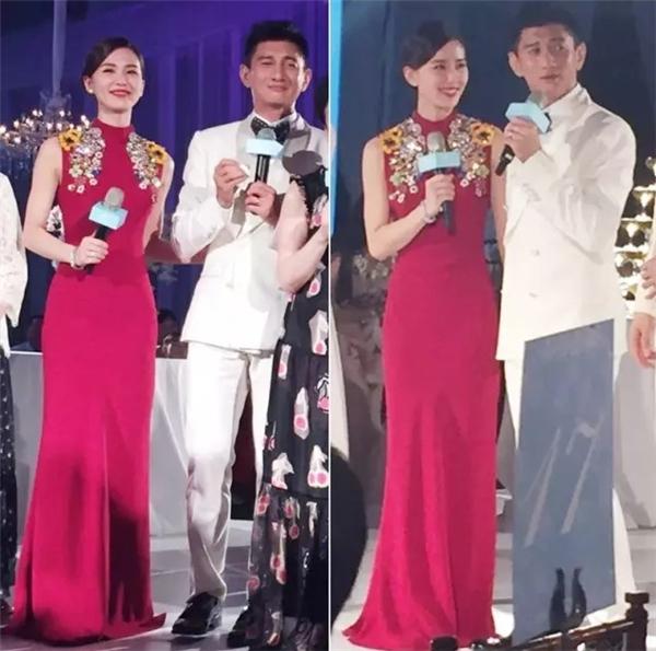 Bộ váy đỏ trong đêm tổ chức tiệc cưới