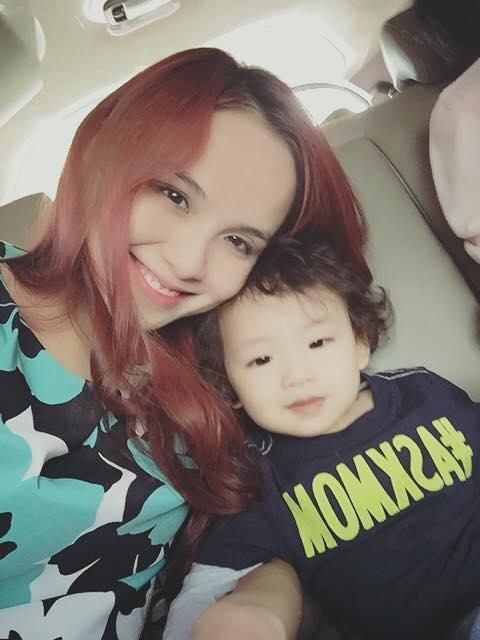 Kể từ khi được mẹ công khai hình ảnh, bé Noah trở thành một trong những nhóc tì nhà sao Việt nhận được sự quan tâm lớn từ phía cư dân mạng. - Tin sao Viet - Tin tuc sao Viet - Scandal sao Viet - Tin tuc cua Sao - Tin cua Sao