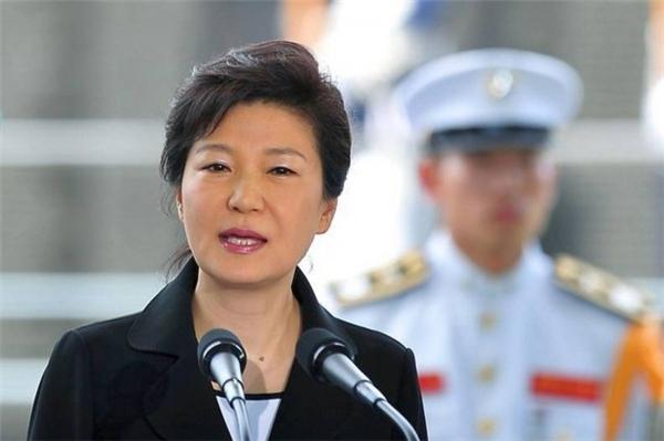 Tổng thống Park Geun Hye