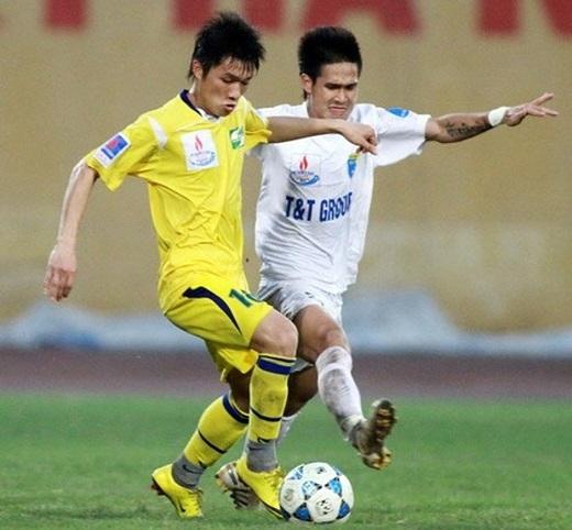 Hậu vệ trái: Trần Đình Đồng. (Ảnh: Internet)