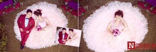 Cô dâu xinh đẹp rửa bát ngày đầu về nhà chồng sốt rần rần dân mạng