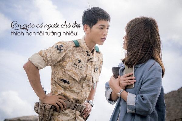 """Yoo Shi Jin: """"Cảm giác có người chờ đợi thích hơn tôi tưởng nhiều""""."""