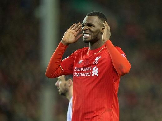 Ngày Benteke rời Anfield không còn xa. (Ảnh: Internet)