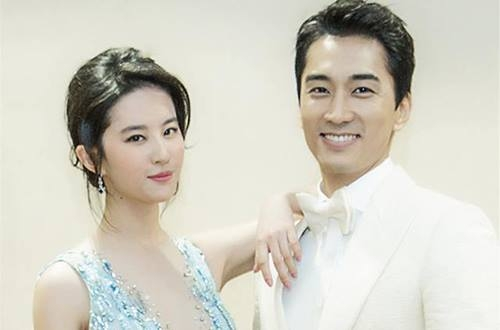 Những cặp tình nhân Trung - Hàn gây bão một thời giờ ra sao?