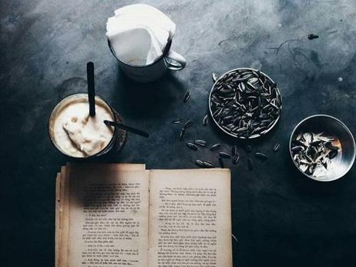 """Cafe cốtcho thấy sự """"lợi hại"""" của mình khi """"gây nghiện"""" cho ai đã từng nếm qua.(Ảnh: Internet)"""