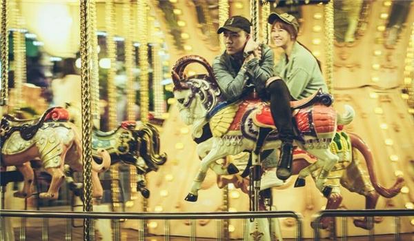 Trấn Thành và Hari Won đùa giỡn cùng nhau tại phim trường. - Tin sao Viet - Tin tuc sao Viet - Scandal sao Viet - Tin tuc cua Sao - Tin cua Sao
