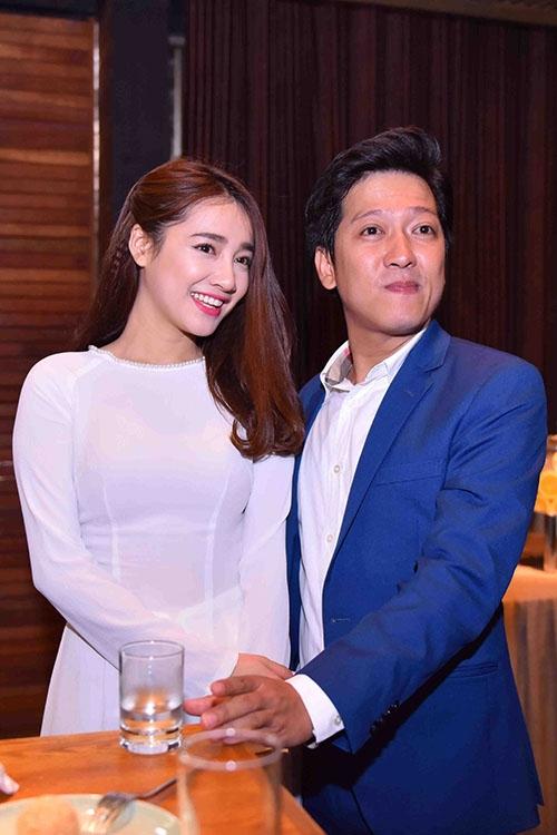 Đây được xem là một trong những cặp đôi hot nhất nhì showbiz Việt. - Tin sao Viet - Tin tuc sao Viet - Scandal sao Viet - Tin tuc cua Sao - Tin cua Sao