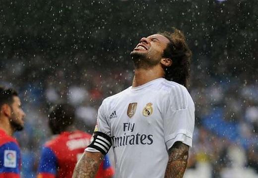 Hết Ramos lại đến Marcelo. (Ảnh: Goal.com)