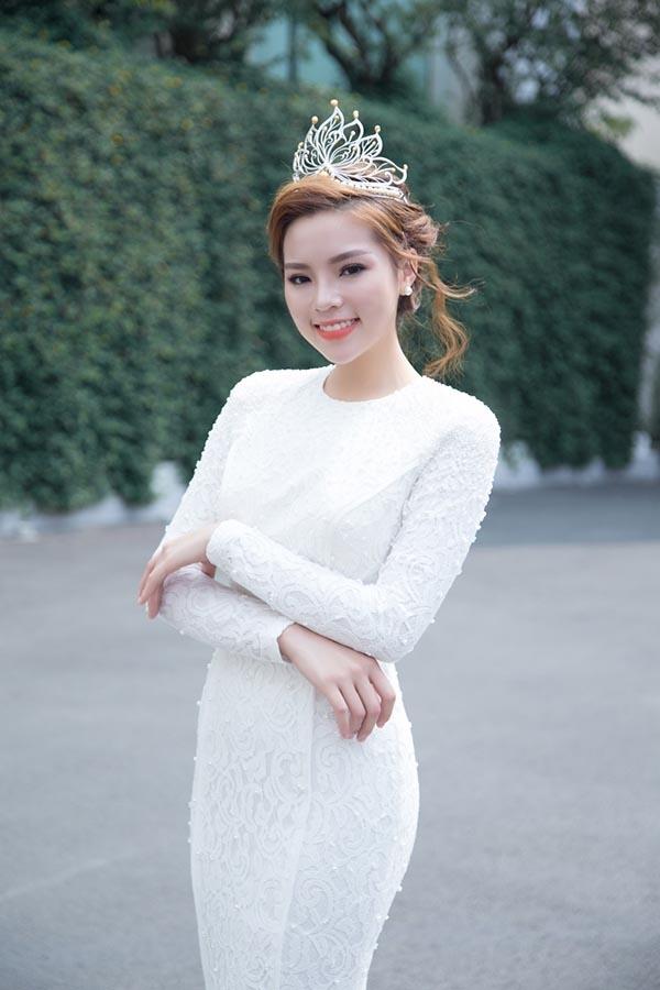 Người đẹp đến từ Nam Định không chỉ học giỏi những môn tự nhiên mà còn có điểm số khá cao ở cả những môn xã hội. - Tin sao Viet - Tin tuc sao Viet - Scandal sao Viet - Tin tuc cua Sao - Tin cua Sao