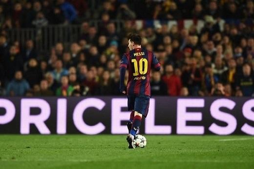 Messi là vô giá. (Ảnh: Internet)