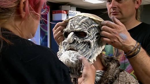 Đây là cách tạo ra những con quái vật ghê rợn trong phim bom tấn