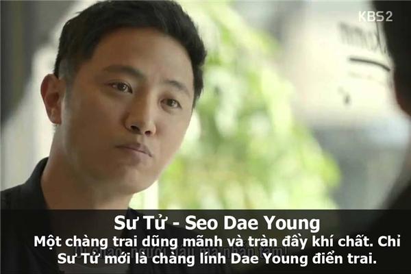 Sư Tử là chàng trai Seo Dae Young đầy khí chất. (Ảnh: Internet)