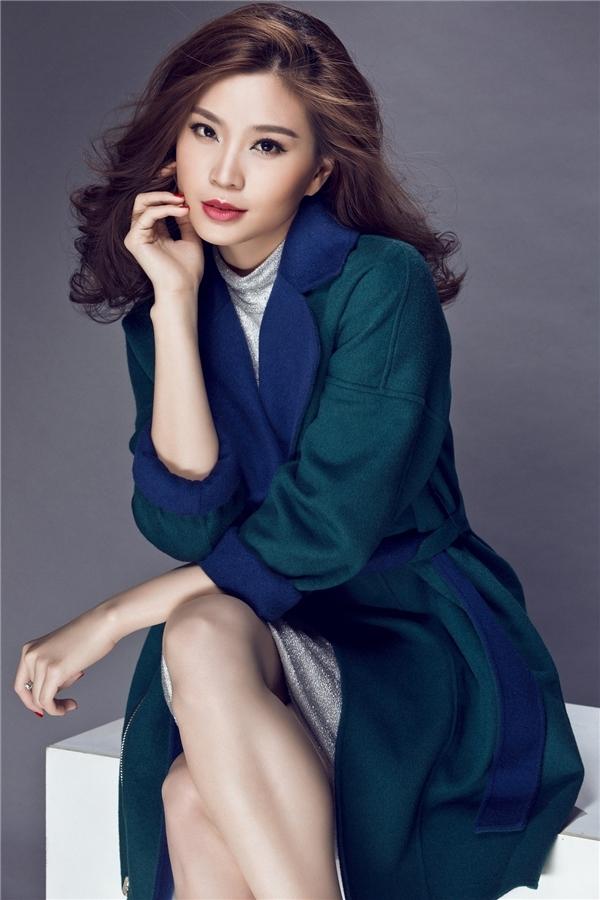 Top 3 Hoa hậu Việt Nam 2014 gửi lời chúc may mắn tới đàn em - Tin sao Viet - Tin tuc sao Viet - Scandal sao Viet - Tin tuc cua Sao - Tin cua Sao