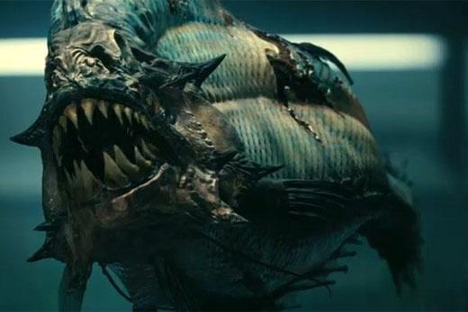 """Những """"sát thủ""""răng sắt nhọn Megapiranhasống vào 8 – 10 triệu năm trước. (Ảnh: Internet)"""