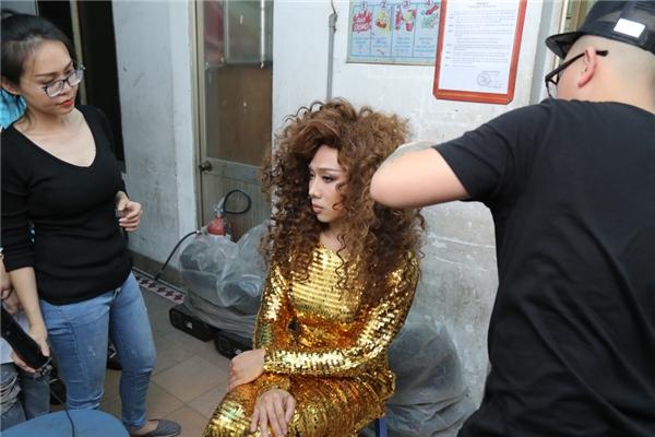 Trong đêm liveshow, Trấn Thành sẽ hóa thân thành nữ diễn viên xinh đẹp Marilyn Monroe. - Tin sao Viet - Tin tuc sao Viet - Scandal sao Viet - Tin tuc cua Sao - Tin cua Sao