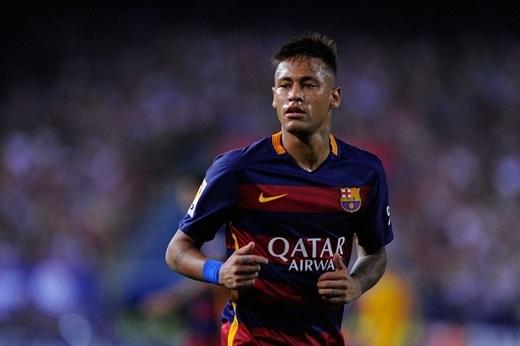 8. Neymar (Barcelona)– 220.000 bảng/tuần. (Ảnh: Internet)