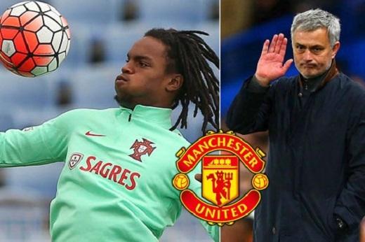 Mourinho muốn đưa Sanches tới MU. (Ảnh: Internet)