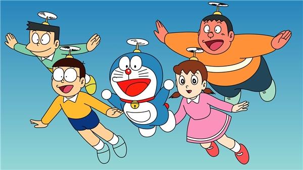 Hoạt hình, anime, truyện cổ tích hay truyện tranh là những thứ luôn tồn tại trong thế giới của trẻ con.(Ảnh: Internet)