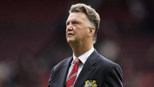 Thời gian của Van Gaal ở sân Old Trafford không còn nhiều. (Ảnh: Internet)