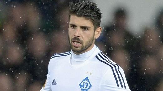 6. Miguel Veloso– Tiền vệ – Dinamo Kiev. (Ảnh: Internet)