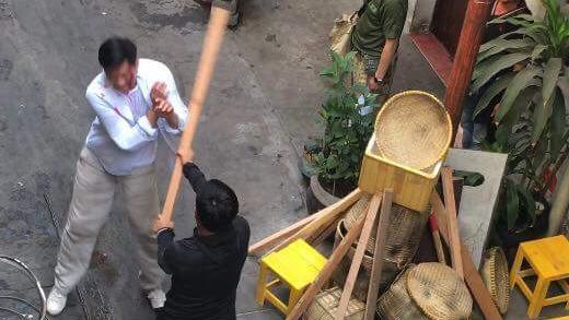 Cận cảnh phim trường của dàn sao TVB tại Sài Gòn