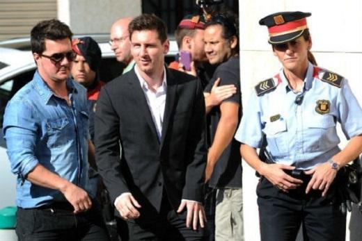 """Messi bị cáo buộc tham gia vào đường dây """"trốn thuế"""" có tổ chức của một công tiở""""thiên đường thuế""""Panama... (Ảnh: Internet)"""