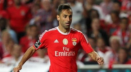 Tiền đạo Jonas sẽ là mũi nhọn quan trọng nhấtcủa Benfica đêm nay. (Ảnh: Internet)