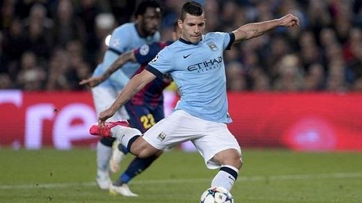 =6. Sergio Aguero | 6 bàn thắng. (Ảnh: Internet)
