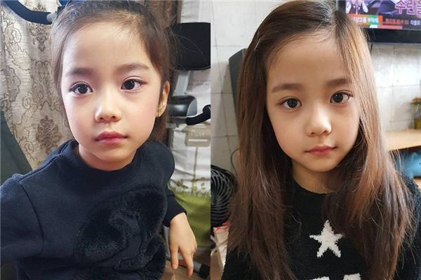 Những bức ảnh dễ thương của cô bé 8 tuổi đốn tim cư dân mạng