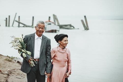 Hơn 47 năm qua, không một đám cưới nhưng ông bà sống trọn vẹn nghĩa tình bên nhau