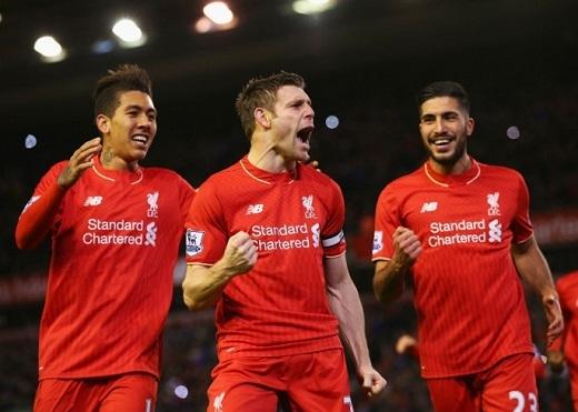 """Liverpool đang bắt đầu vào """"phom"""" cùng HLV Klopp. (Ảnh: Internet)"""