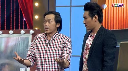 """Chí Tài trổ tài hát nhạc Remix thay thế """"ca sĩ chính"""" Hoài Linh"""