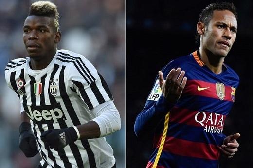 """""""Pogba sẽ là mảnh ghép hoàn hảo cho Barcelona"""". (Ảnh: Internet)"""