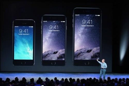 Trong sự kiện ra mắt iPhone, các hình ảnh sản phẩm luôn hiển thị thời gian là 9:41.