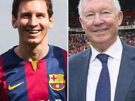 Lionel Messi lẫn Sir Alex Ferguson đều đã từng tìm cách tránh thuế. (Ảnh: Internet)