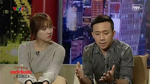 Hari Won tiết lộ nhiều lúc cảm thấy bị Trấn Thành xúc phạm