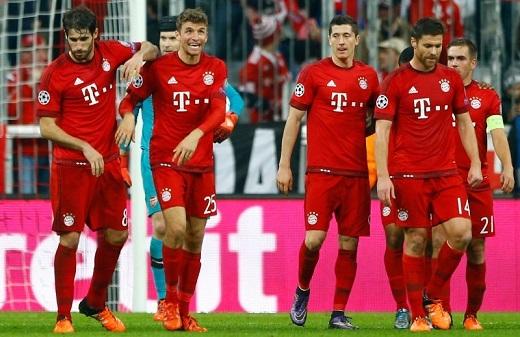Bayern Munich vẫn được đánh giá cao hơn trong cặp đấu đêm nay.(Ảnh: Internet)