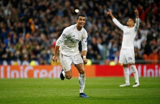 Ở tuổi 31, Ronaldo vẫn thể hiện hiệu suất ghi bàn khủng khiếp. (Ảnh: Internet)
