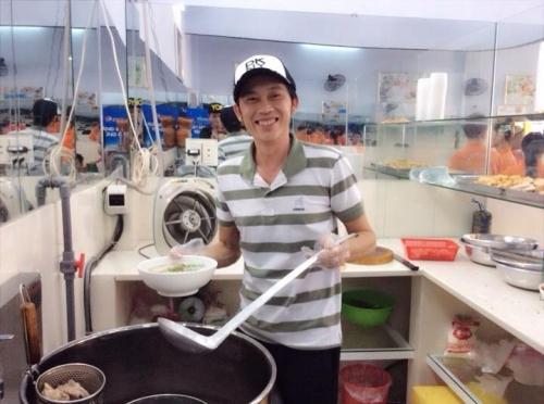 """Khi sao Việt """"hốt bạc"""" nhờ quán ăn bình dân"""