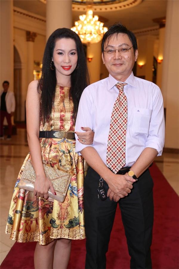 Trịnh Kim Chi và ông xã - Tin sao Viet - Tin tuc sao Viet - Scandal sao Viet - Tin tuc cua Sao - Tin cua Sao