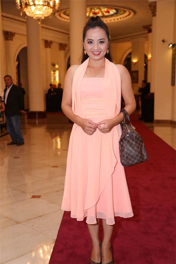 Nữ diễn viên Hoài An - Tin sao Viet - Tin tuc sao Viet - Scandal sao Viet - Tin tuc cua Sao - Tin cua Sao