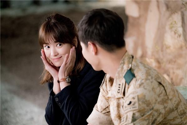 Sau scandal, Song Hye Kyo lấy lại danh tiếng nhờ Hậu duệ Mặt Trời