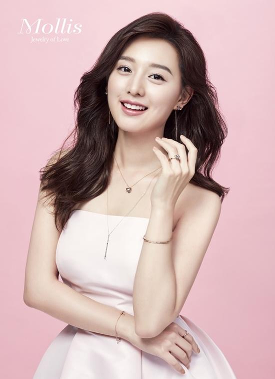 Cởi bỏ quân phục, Kim Ji Won
