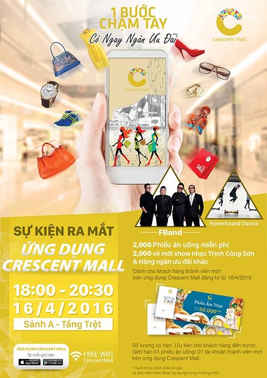 Công nghệ mới này không chỉ giúp Crescent Mall mà còn các đối tác bán lẻ có cửa hàng tại đây tiếp cận khách hàng một cách trực tiếp, nhanh chóng và hiệu quả hơn.