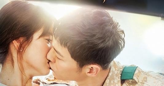 """Nụ hôn là một trong những gia vị """"thần kì"""" của tình yêu.(Ảnh: Internet)"""