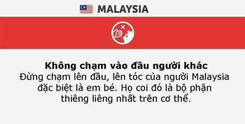 Những điều cần nhớ khi đi du lịch Malaysia.