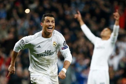Ronaldo tỏa sáng khi Real cần. (Ảnh: Getty Images)